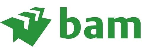 Bam Group logo