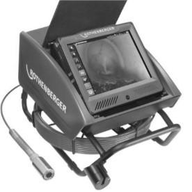 Caméra d'inspection des égouts Rocam 3 multimedia
