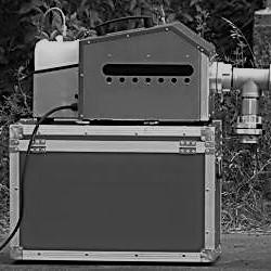 Rookmachine- rookgenerator type 2 FOG
