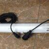 Werfix - Werfarmatuur TL met plexikap en doorlus
