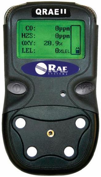 Gasdetector QRAE II