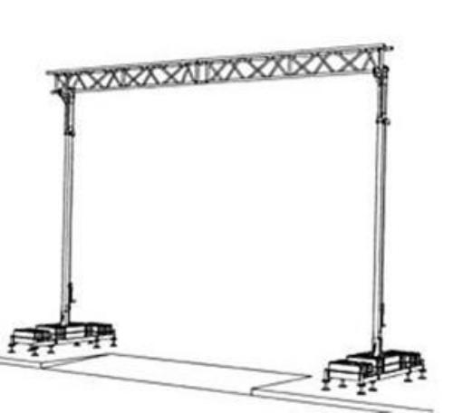 Pont pour câble type kb 7,4 – 20kg
