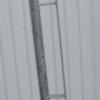 Werfix - Bevestigingsflens werkvloer met rugweerpaal
