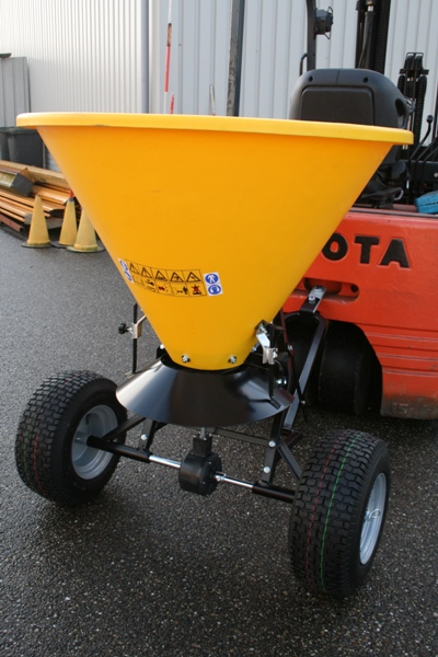 Zoutstrooier – Strooiwagen ST