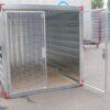 Werfix - Materiaalcontainer - gasflesopslag