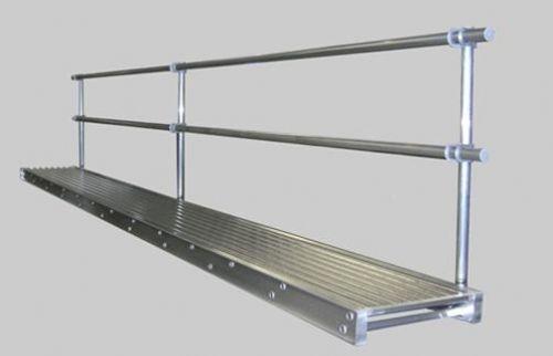 Passerelle – Werkbrug FR