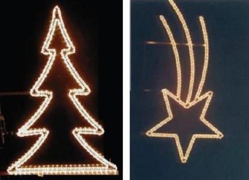 Illumination de fin d'année