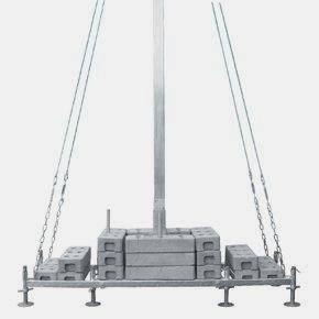 Toebehoren voor kabelbrug