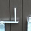 Werfix - Leuninghouder Horizontaal /Draaileuning versterkt